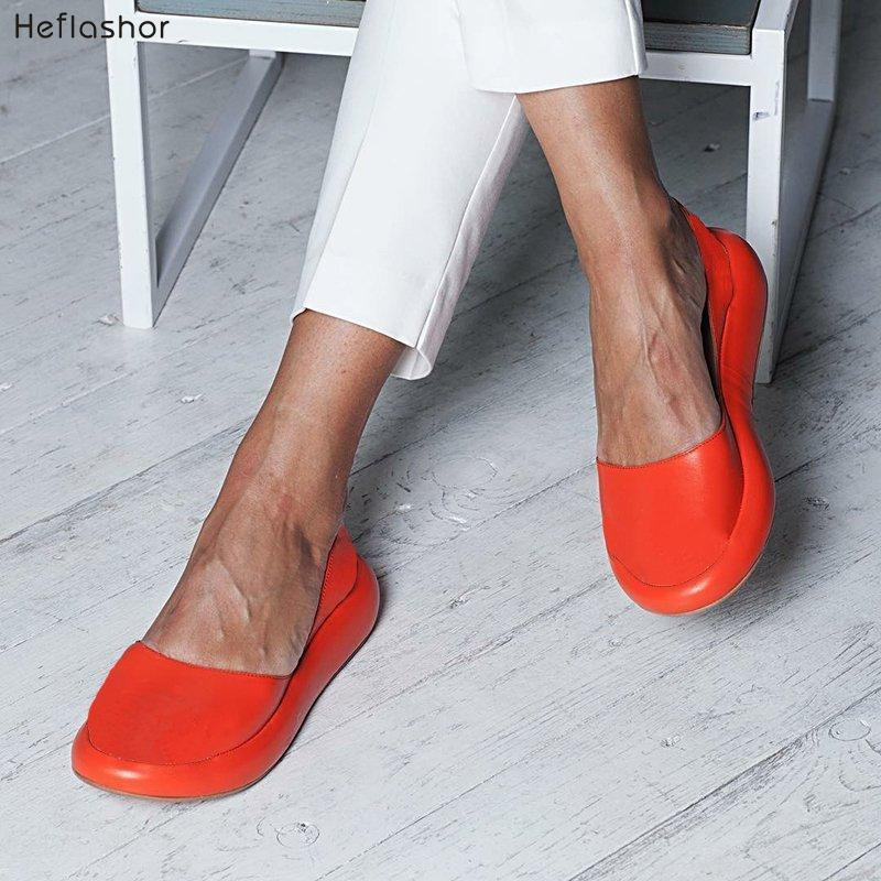 HEFLASHOR Women Sandals Summer Non-Slip-Shoes Fashion New Solid Casual Slides Breathable