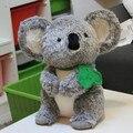 Koala Bear Soft Tamaño del oso de Koala de Peluche de Juguete 23 cm Regalo del Cabrito Nuevo Regalo de Cumpleaños de Peluche de Juguete Fuente de la Fábrica