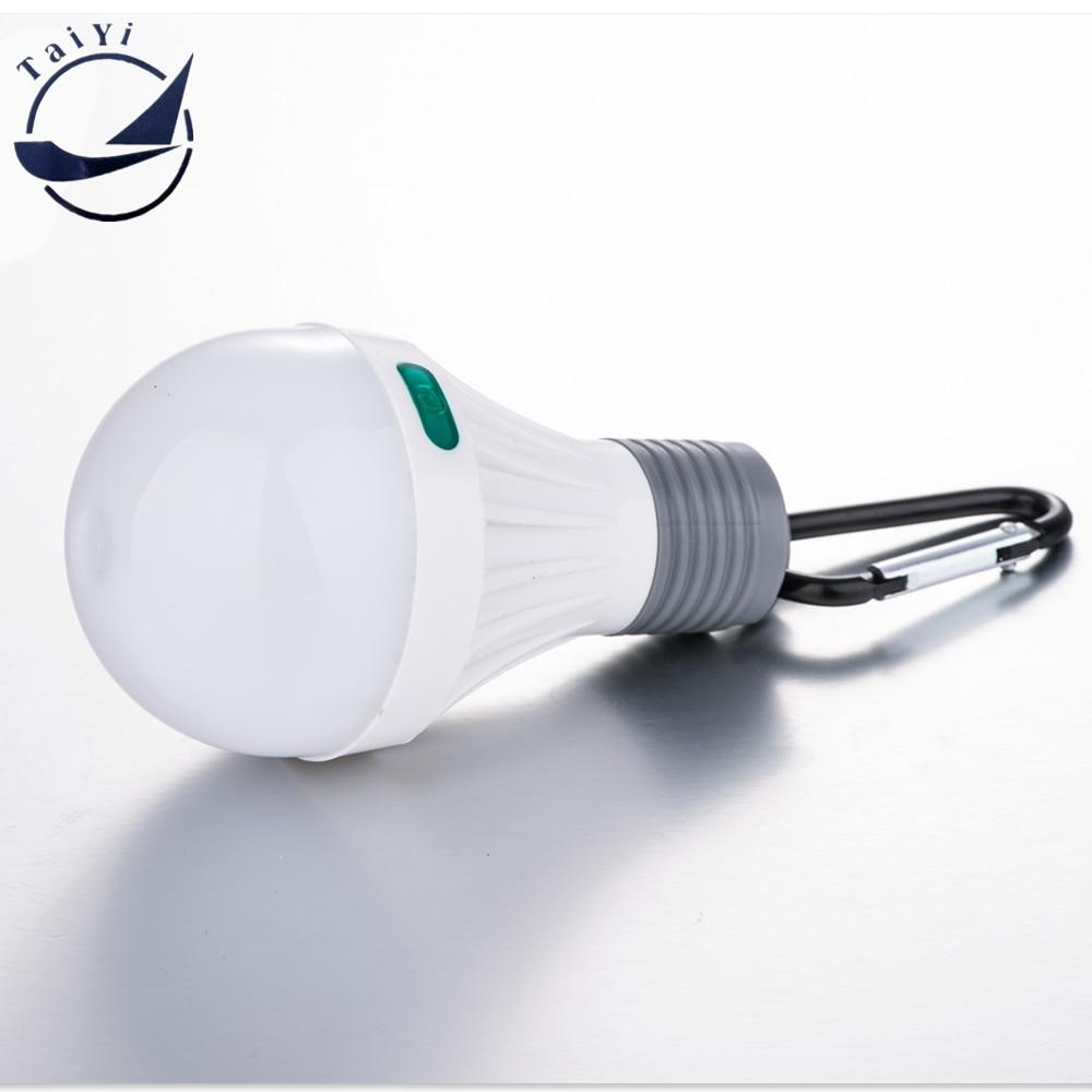 Kaasaskantav lambipirn Ultra särav telkimine SMD LED hädaabivalgusti täiuslik seljakottide telkidele Auto kodu matkamine telkimine