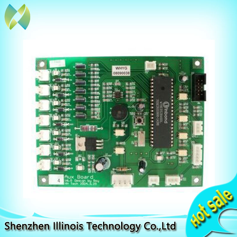 Ink Supply Board for Infiniti/Challenger FY-33VC Printer part все цены