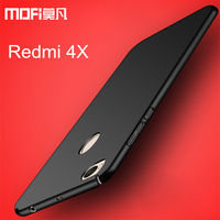 Redmi 4x Pro Case Hard PC Protective Back Capas Xiaomi Redmi 4x Case Cover MOFi Original