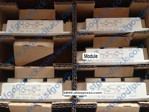 BSM150GB160D Half Bridge IGBT Power Module 1600V 200A