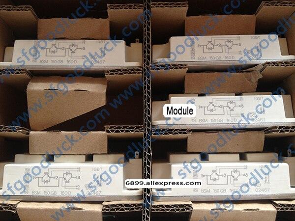 BSM150GB160D חצי גשר IGBT כוח מודול 1600 V 200A