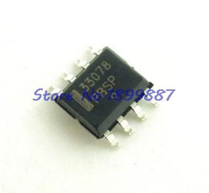 10pcs/lot MC33078DR2G SOP8 MC33078DR SOP MC33078 In Stock