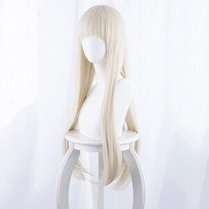 Image 3 - Anime Kakegurui Compulsive Gambler Cosplay Wigs Ririka Momobami Runa Yomozuki Mary Saotome Yumeko Jabami Cosplay Synthetic Wigs