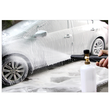 AutoCare snow foam lance sprayer Nozzle High Pressure Soap Foamer for BOSCH AQUATAK 100, ECO, 110,115, 1200 Pressure Washer