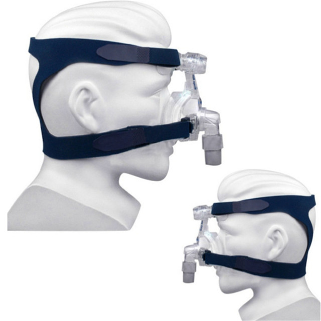 Cpap Masks CPAP Headgear Cpap Nasal Mask Sleep Apnea Mask With Headgear For Cpap Machine Sleep Apnea CE FDA Passed By Moyeah