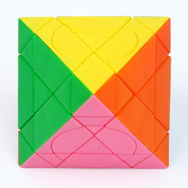 [Crazy Bar Cubo octaédrica] MF8 Louco Jupiter octahedral Cubo Livre adesivos Cubo em forma