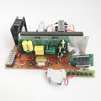 60khz ultrasonic pcb generator for High Frequency Ultrasonic Cleaning 1000W power