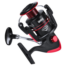 PRO BEROS Fishing Reel Drag Spinning Reel with Large Spool 19KG Max Drag Freshwater 11+1BB Fishing Spinning Reel