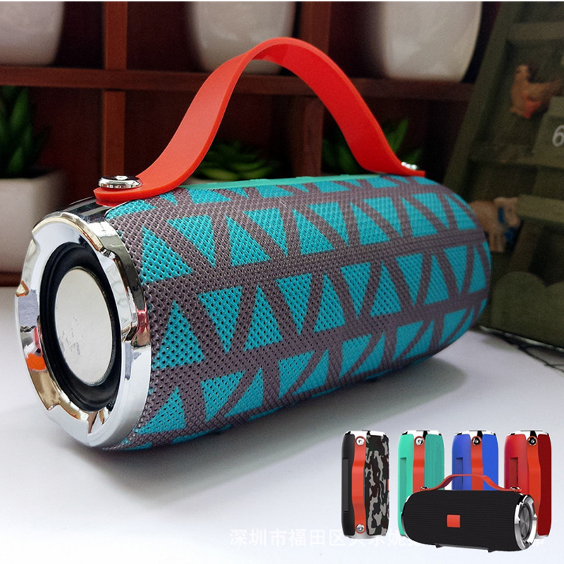 Waterproof Super Bass Outdoor Camping Bluetooth <font><b>Speaker</b></font> Stereo Wireless Sound Box Audio Player With Mic Smart Phones JBBL image