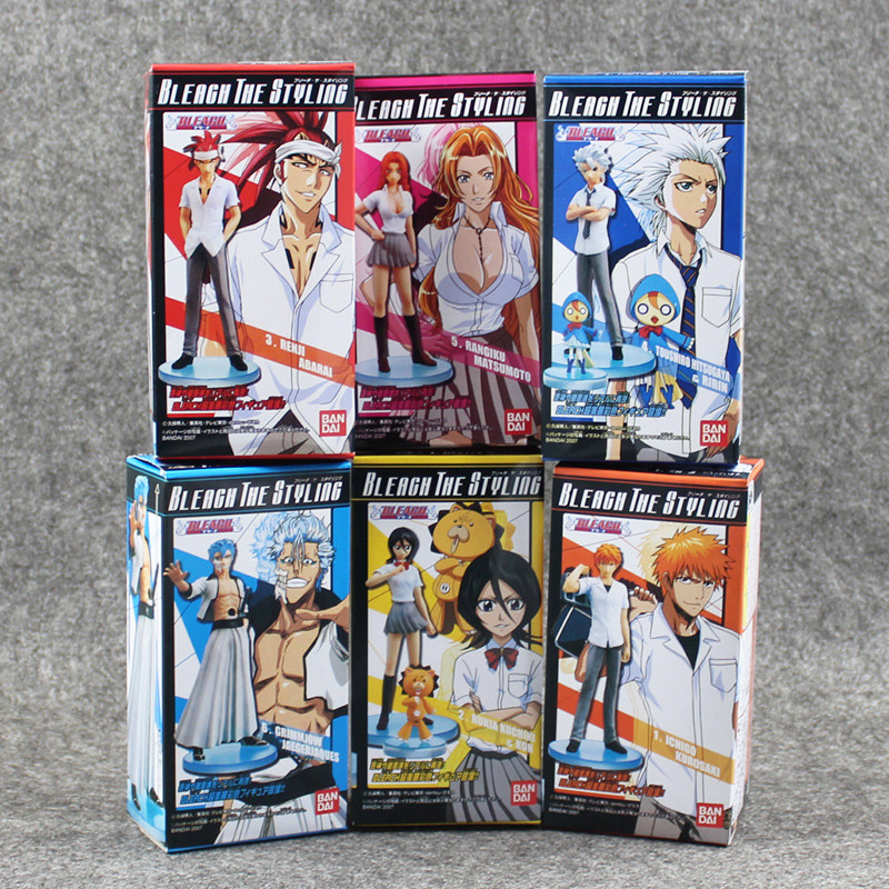 Bleach Action Figures for sale in Box