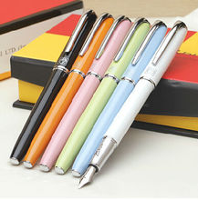 real Picasso 916 Fountain Pen business gift pen free shipping school and office Writing Supplies send teacher student present 1pcs lot england morejoy brand mj 500 fountain pen practice and writing for student free shipping