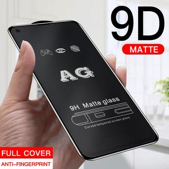 Matowe szkło hartowane dla Huawei P10 P20 Pro P30 Lite P Smart Plus 9D szkło matowe dla Huawei Y7 Pro y6 Y9 2019 ochraniacz ekranu tanie i dobre opinie QINUO Matte CN (pochodzenie) Przedni Film Y6 2019 P Smart Z P Smart 2019 Mate30 Lite P40 Lite Mate 20 Mate 10 Pro P40 Pro