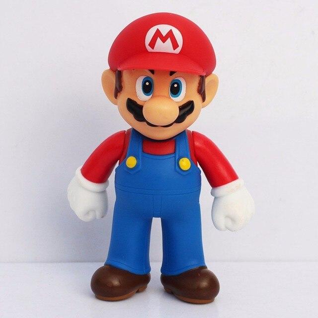 Большая фигурка Супер марио 23 см Super Mario Bros в ассортименте