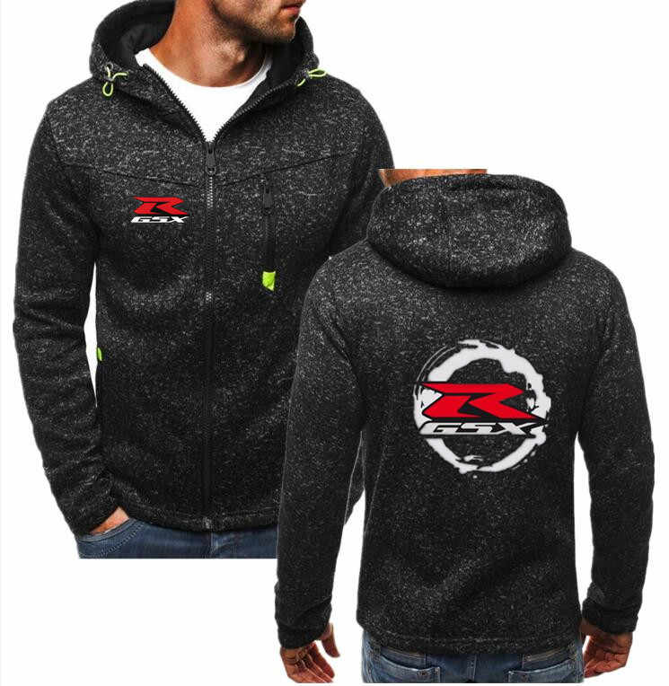 2019 SUZUKI GSX R gedrukt толстовка мужская Sportkleding толстовки хип хоп Herfst куртка с капюшоном Труи зима jassen