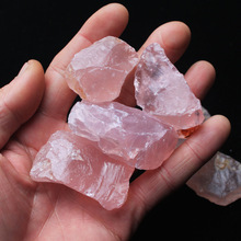 Natural Raw Rose Quartz Crystal