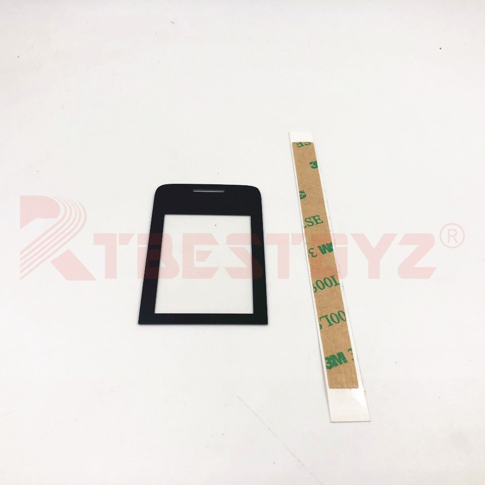 RTBESTOYZ 10Pcs/Lot Mirror Display Screen Front Lens Glass For <font><b>Nokia</b></font> 2730C <font><b>2730</b></font> classic For <font><b>Nokia</b></font> 2730C <font><b>2730</b></font> Front Outer Glass image
