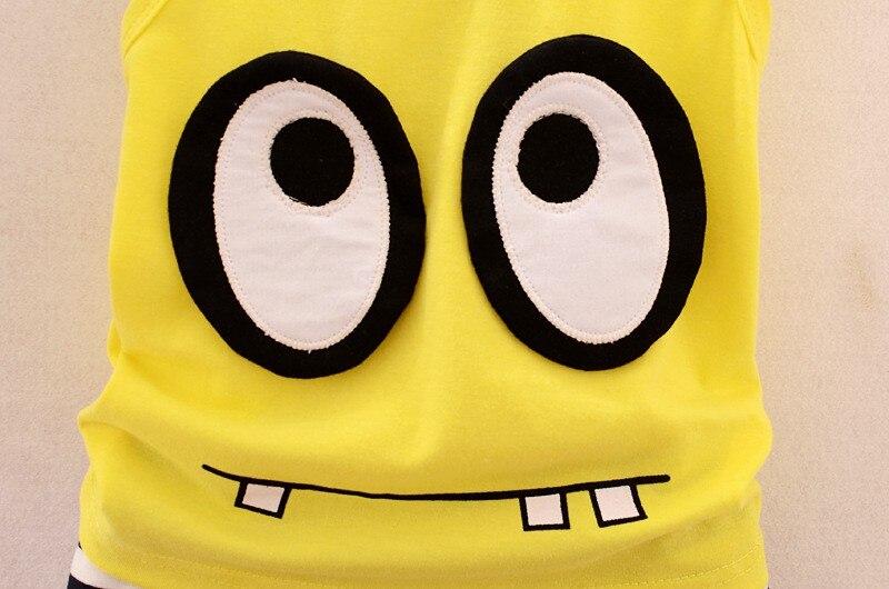 2016-Children-s-Wear-Summer-baby-boys-Clothing-set-Big-Eyes-Vest-shorts-Sports-Suit-kid (5)