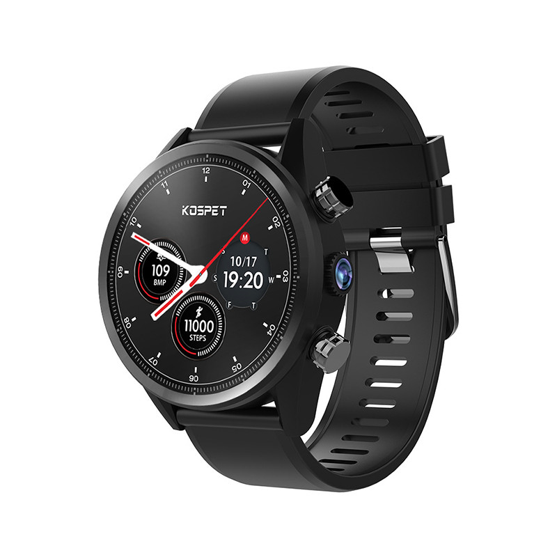 GPS 4G Smart Watch 32G Large Memory Detachable Strap Ceramic Bezel 620 mAh IP67 Waterproof Smartwatch 1.39 inch Amoled DisplayGPS 4G Smart Watch 32G Large Memory Detachable Strap Ceramic Bezel 620 mAh IP67 Waterproof Smartwatch 1.39 inch Amoled Display
