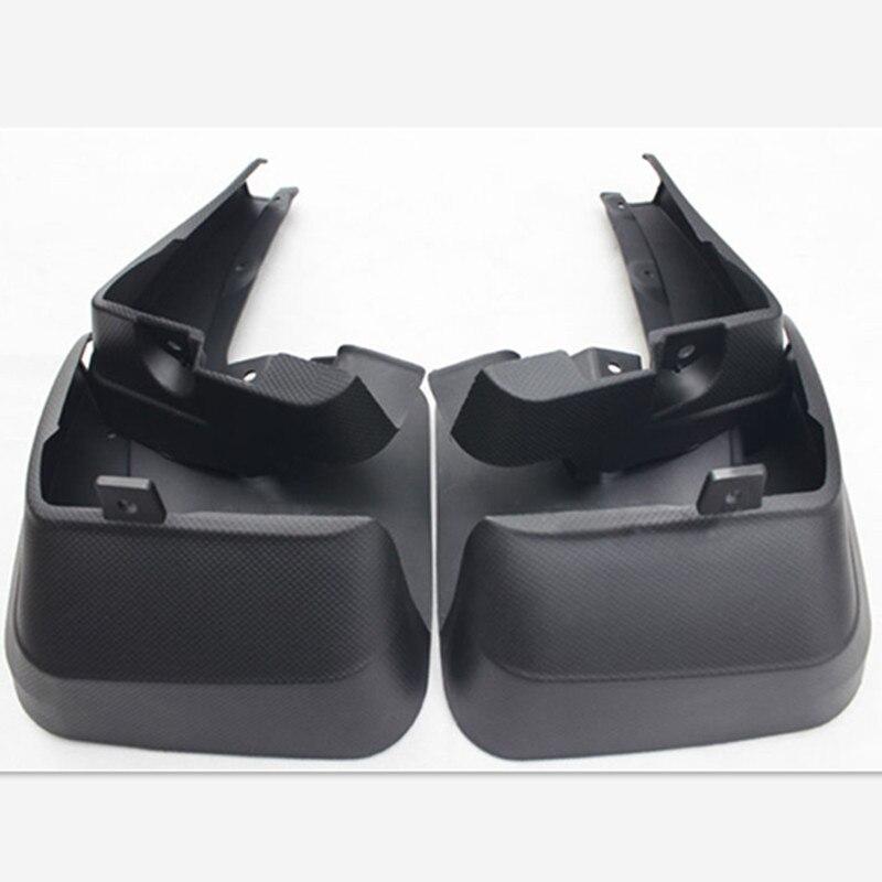 Mud Flaps Splash Guards Fender Mudguard Fit For XV Impreza Hatchback 12-15 4PCS цена