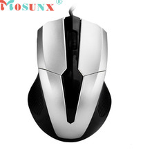Mosunx Advanced 2017 high quality comfortable mini USB Wired Optical Gaming Mice Mouse For PC Laptop 1PC