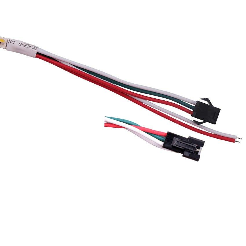 DC5V tam renkli adreslenebilir SK6812 4MM 5MM Mini 60 LEDs/M 3535 5050 RGB RGBW LED piksel şerit RGBNW rgbw WWA olarak WS2812B piksel