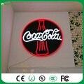 Piscando acrílico LEVOU cartas sinal de iluminação neon letras do sinal para a loja de café ou supermercados