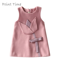 Baby Girls Dress New Brand Spring Autumn Sleeveless Dresses For Girls Toddler Girl Clothing Kids Clothes