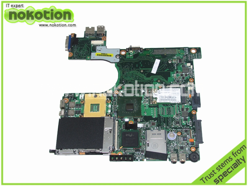 NOKOTION Laptop Motherboard For Toshiba Satellite A100 A105 Series Intel 945GM DDR2 V000068120
