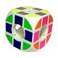 Hueco 3x3 Versión Cubo Blanco Cubo Mágico