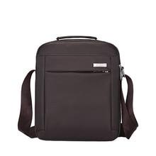 Купить с кэшбэком Hot Sale Men's Travel Bags Cool Canvas Bags Fashion Briefcase Men Bags High Quality Brand Bolsa Masculina Shoulder Bags Black