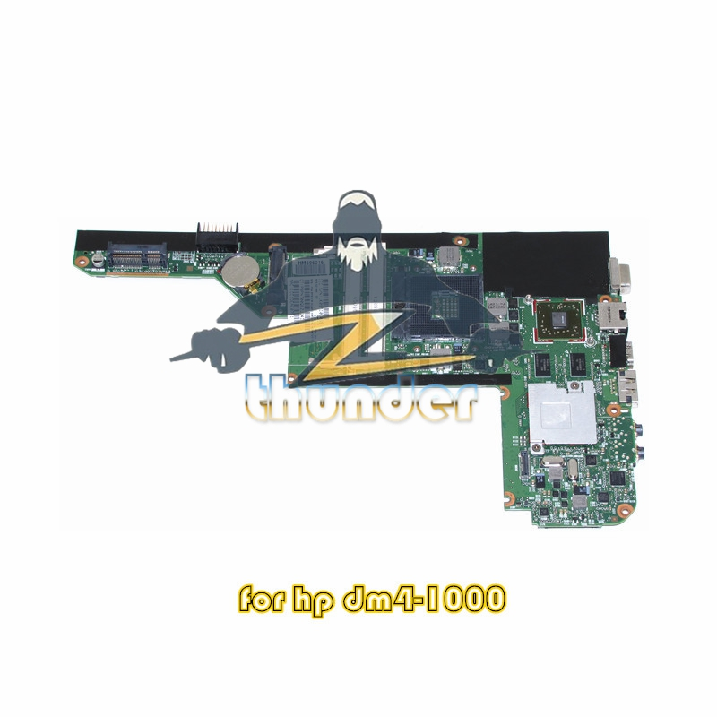 цена на 621044-001 for HP pavilion DM4 DM4-1000 laptop motherboard HD5470M 512M 6050A2371701 MB-A01