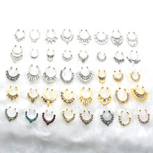 mix 100pcs Top New Clip On Fake Nose Hoo
