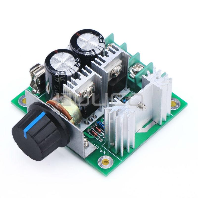 5 pcs dc pwm pulse width modulation module dc12v 40v 10a for Servo motor pulse width
