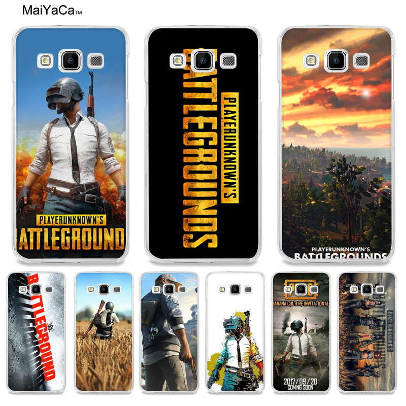 MaiYaCa BATTLEGROUNDS Jedi survival game Fashion phone case for Samsung 2015 A3 5 7 8 9 2016 A3 5 7 for Samsung Note 4 5