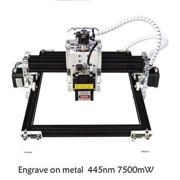 24*19cm Mini CNC Laser Engraving Machine DC 12V DIY Engraver Desktop Wood Router machine cutting plotter laser engraving