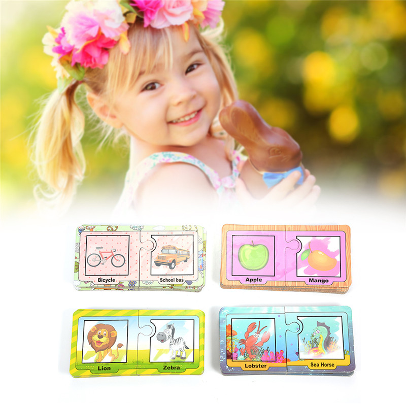 4 Kinds Water Magic Drawing Graffiti Animals Card Enlighten Stationery with1 Magic Pen Child Cognitive Painting Board Toys