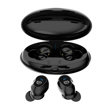 цена на Bluetooth 5.0 Wireless Earphones TWS In Ear Headphones Handsfree  Mini Sport HIFI Music Earbuds Headset With Mic Charging Box