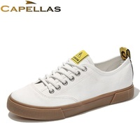 CAPELLAS New Mens Fashion Canvas Shoes Spring Summer Men S Casual Shoes Brand Breathable Casual Shoes