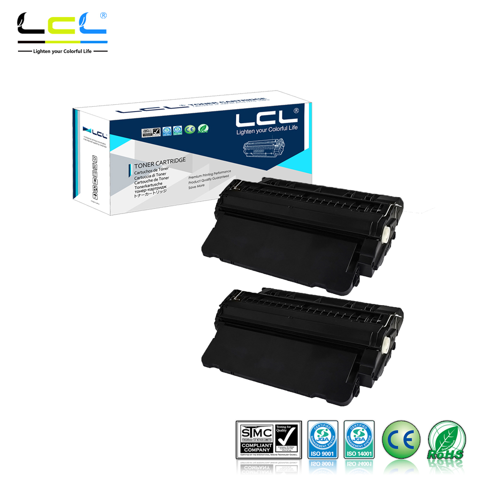 LCL 81A CF281A CF281 A CF 281A (2-Pack Black) Toner Cartridge Compatible for HP M630H/M630F/M625 lcl 150 xl 150xl 3 pack black ink cartridge compatible for lexmark s315 s415 s515 pro715 pro915