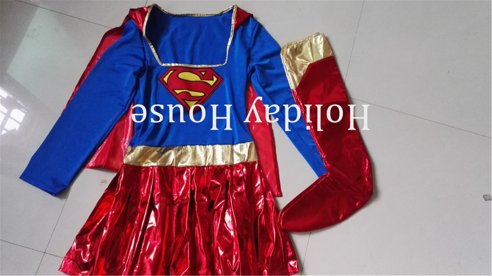 supergirl costume 101