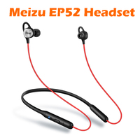 Original Meizu EP52 Sports Bluetooth Earphones Stereo Headset Nano Waterproof IPX5 Aluminium Alloy Support IOS Android