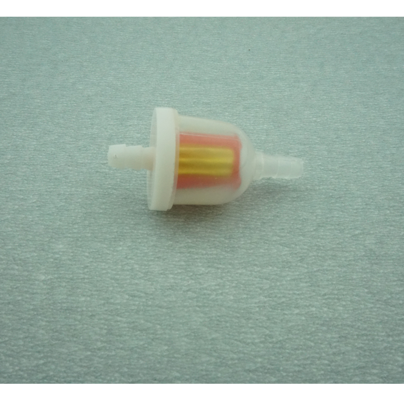 Image 3 - New 100pcs/lot Inline Plastic Motorcycle Gas Fuel Filter Moped Scooter Go Kart Dirt Bike ATV 50cc 90cc 110cc 150cc 250cc-in Oil Filters from Automobiles & Motorcycles