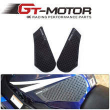 GT Motor – For SUZUKI GSXR600 GSXR750 2011-2014 Motorcycle Anti slip Tank Pad  Side Gas Knee  Traction Pads Protector Sticker