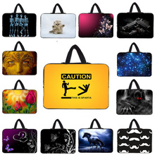 Stylish Computer Bag 7 8 10 12 13 15 16 17 15.6 Netbook Carry Inner Case Shell Bags Durable Laptop Pouch Cover For Chuwi Xiaomi