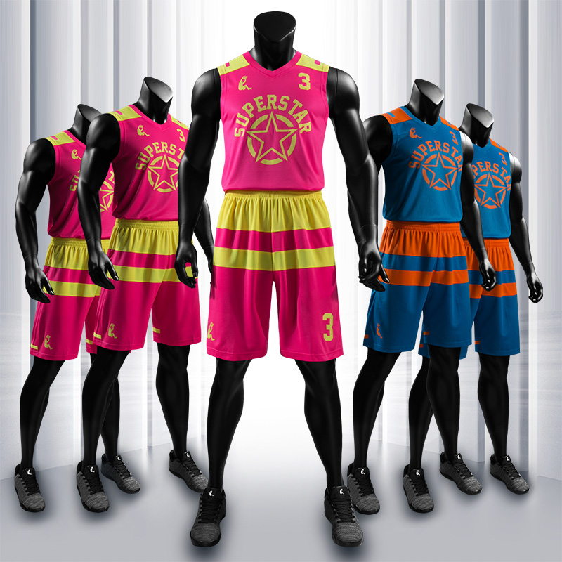 Sanheng Mens Basketball Jersey Shorts Mens Competition Uniforms Suits With Pocket Quick-dry Custom Basketball Jerseys S117178 Grade Products According To Quality Sports & Entertainment