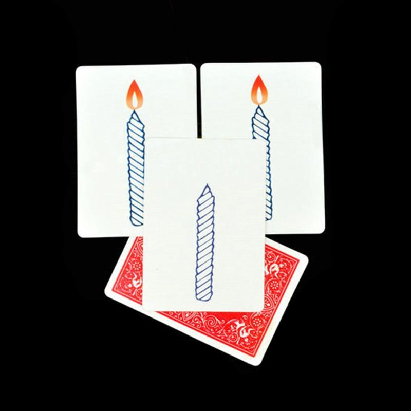 10pcslot Happy Birthday Card Group Prediction Magic Trick Magic