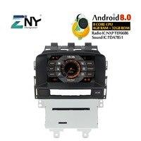 4 ГБ Оперативная память 7 Android 8,0 автомобиль DVD для Opel Vauxhall Astra J 2010 2011 2012 2013 авто радио wi Fi стерео gps Навигация резервную Камера