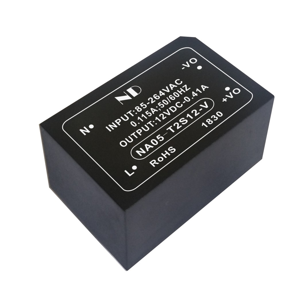 5pcs switching power supply ac dc 110V <font><b>220V</b></font> <font><b>to</b></font> <font><b>12V</b></font> 15V 24V 5W-10W led isolated <font><b>module</b></font> quality goods image